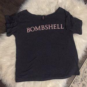 Victoria's Secret Bombshell shirt
